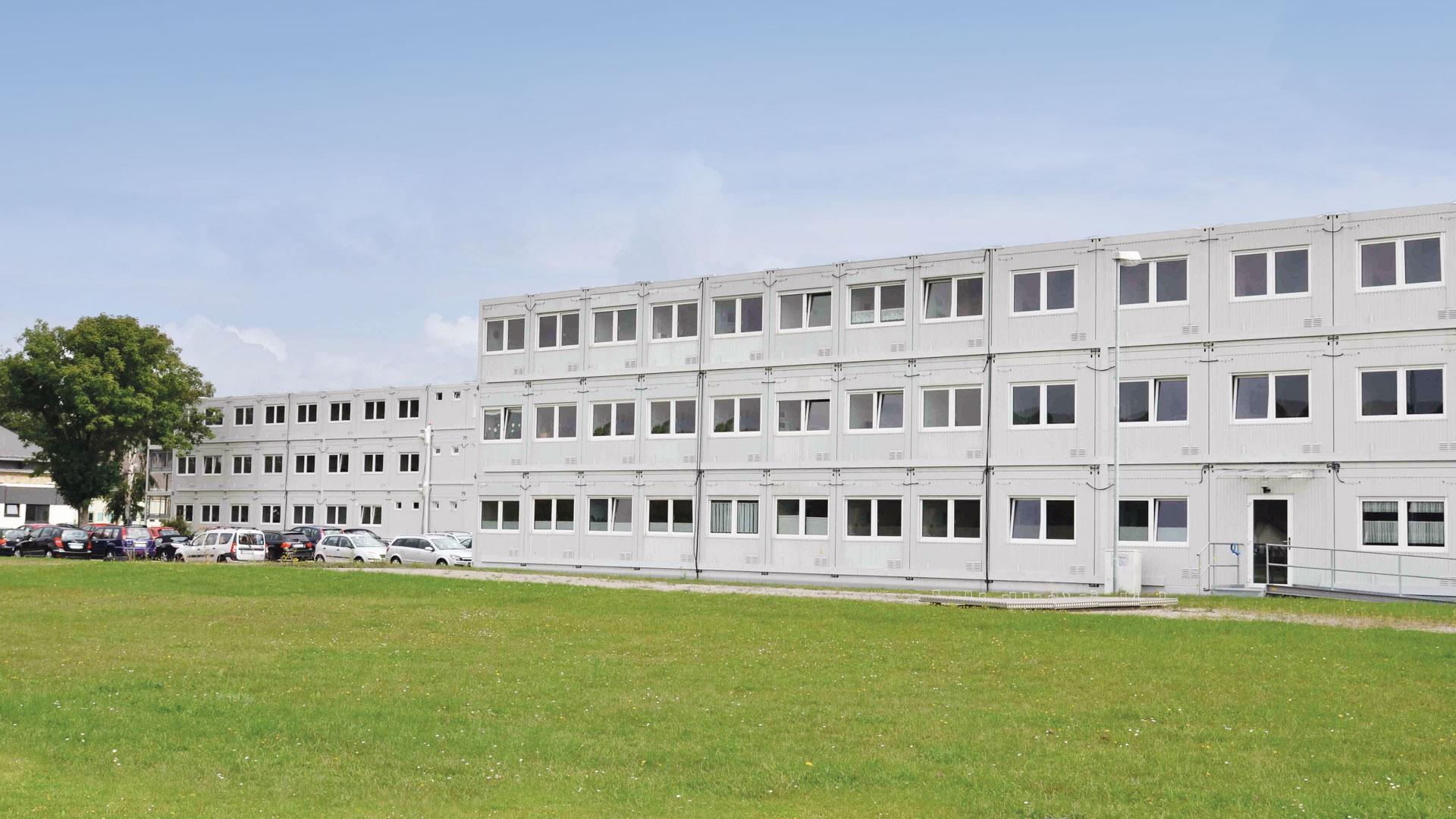 Containervermietung & -Verkauf – OPTIRENT Mobilraum-Mietservice GmbH